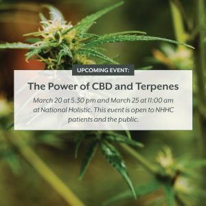 The Power of CBD and Terpenes @ National Holistic Healing Center | Washington | District of Columbia | United States