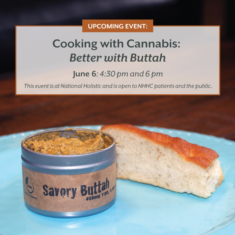 Cooking With Cannabis: Better With Buttah